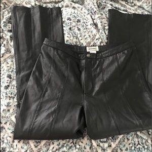 Jenni Max leather pants size 12
